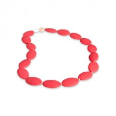 'Grace' teething necklace - Watermelon