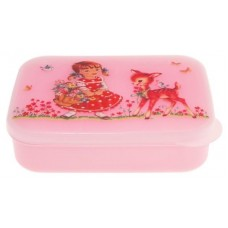 Sweet deer lunch box - Pink