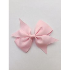 """Dolly"" bow clip - Ballet Pink OUT OF STOCK"