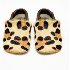 Leopard Print pre-walker shoes