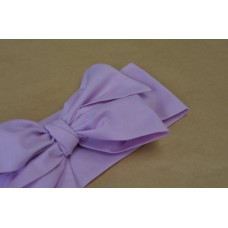 Classic Bow Headwrap - Lilac
