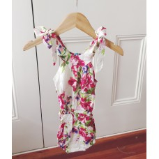 Magnolia Bloom Gardensuit