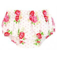 Ruffle bloomer - Rose Floral