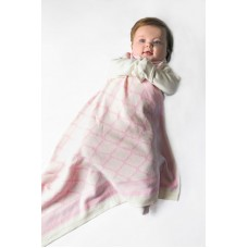 Snuggle Wrap Cardigan - Baby Pink