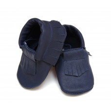Mosov leather moccassins
