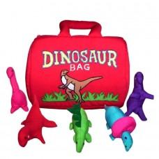 My soft Dinosaur Bag